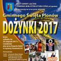 Zaproszenie na Dożynki 2017